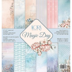 Pack of papers - Magic Day