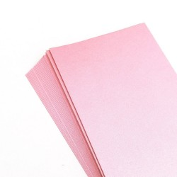 Pearl cards - Pink