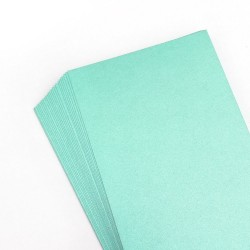 Pearl cards - Turquoise