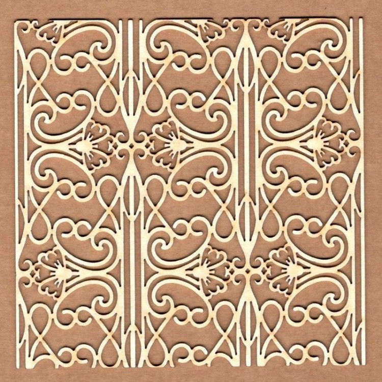 Chipboard - Forging background
