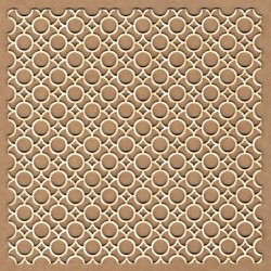Chipboard - Deco Circles Background