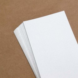Pearl cards - White