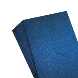 Pearl cards - Navy blue