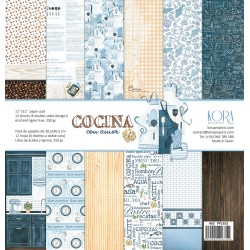 Pack of papers - Cocina con amor