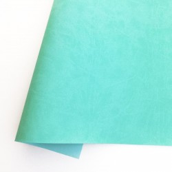 Ecoleather matte - Mint green