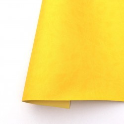 Ecoleather matte - Yellow