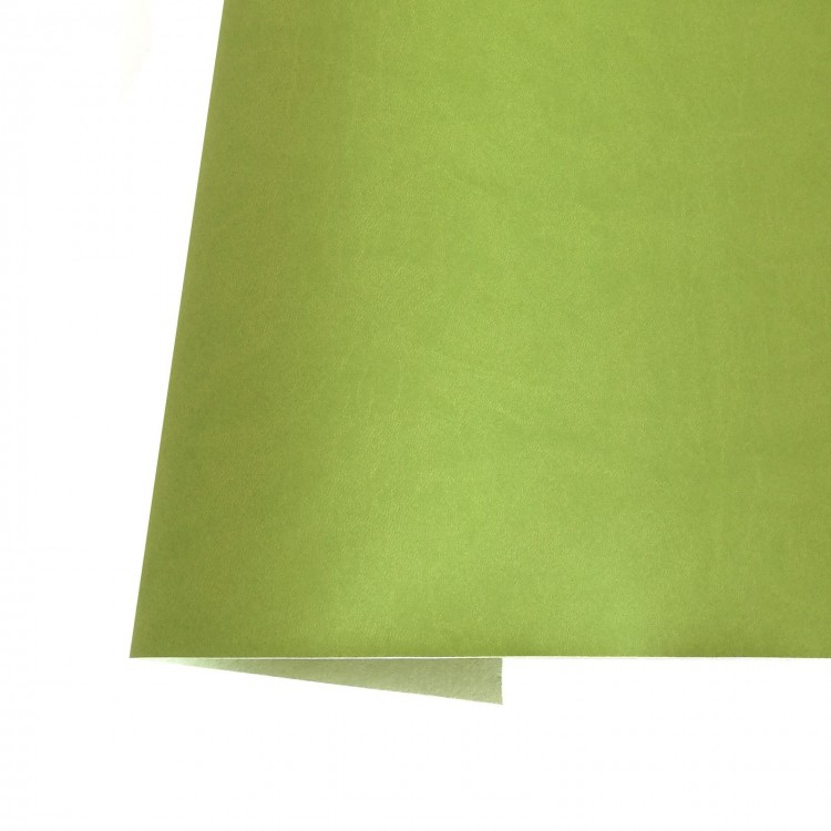Ecoleather matte - Olive green